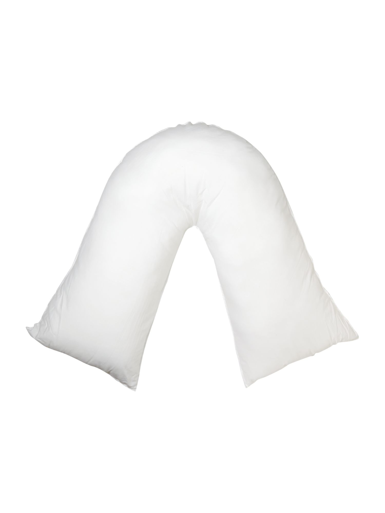 V-shaped posture support pillow