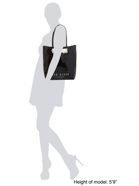 Ted Baker Bowcon black tote bag