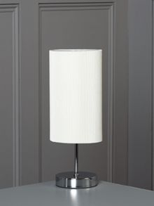 Blaine ivory table lamp