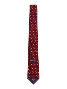 Howick Tailored Residence Spot Silk Tie