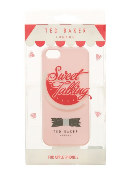 Ted Baker Jelly phone neutral iPhone 5 case