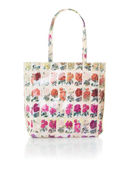 Ted Baker Multi-coloured brolly tote bag