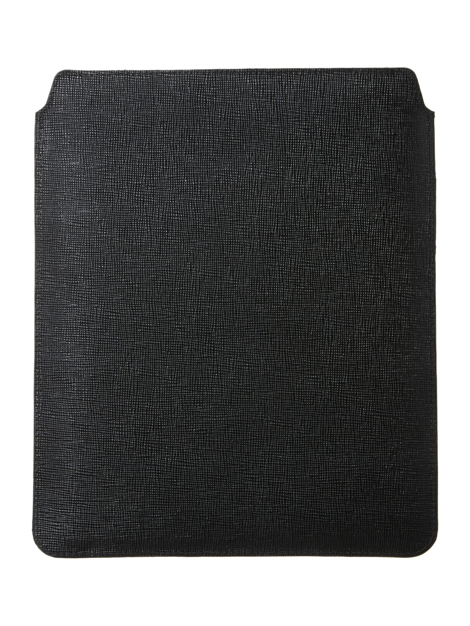 Crossgrain iPad case