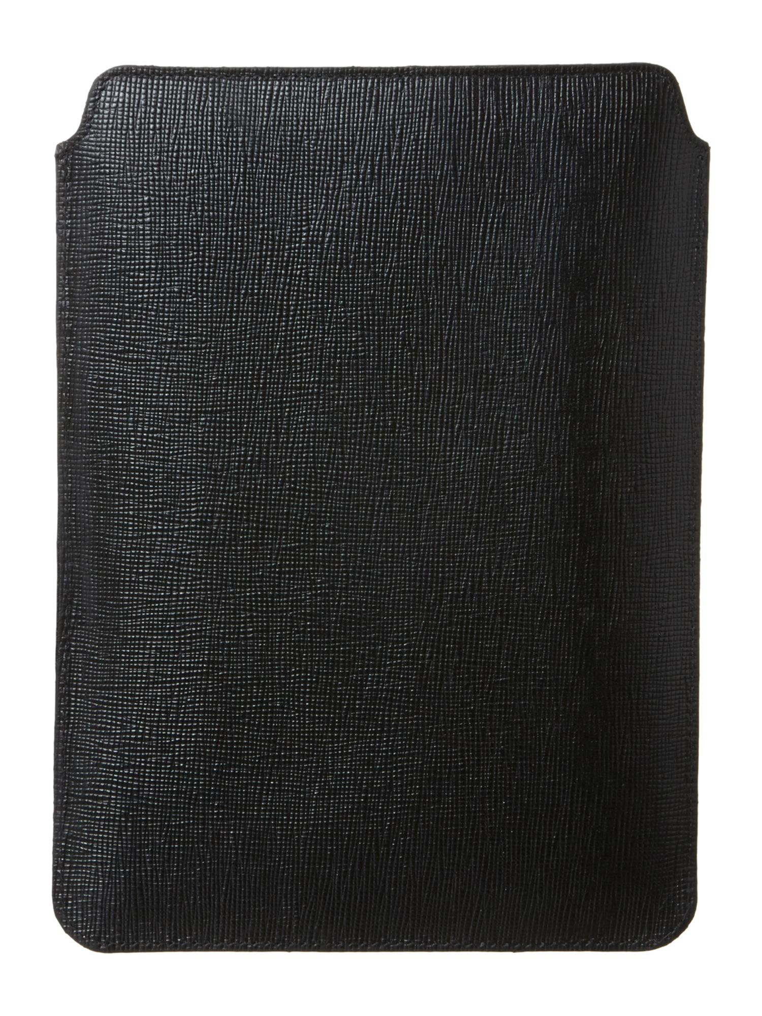 Crossgrain iPad mini case