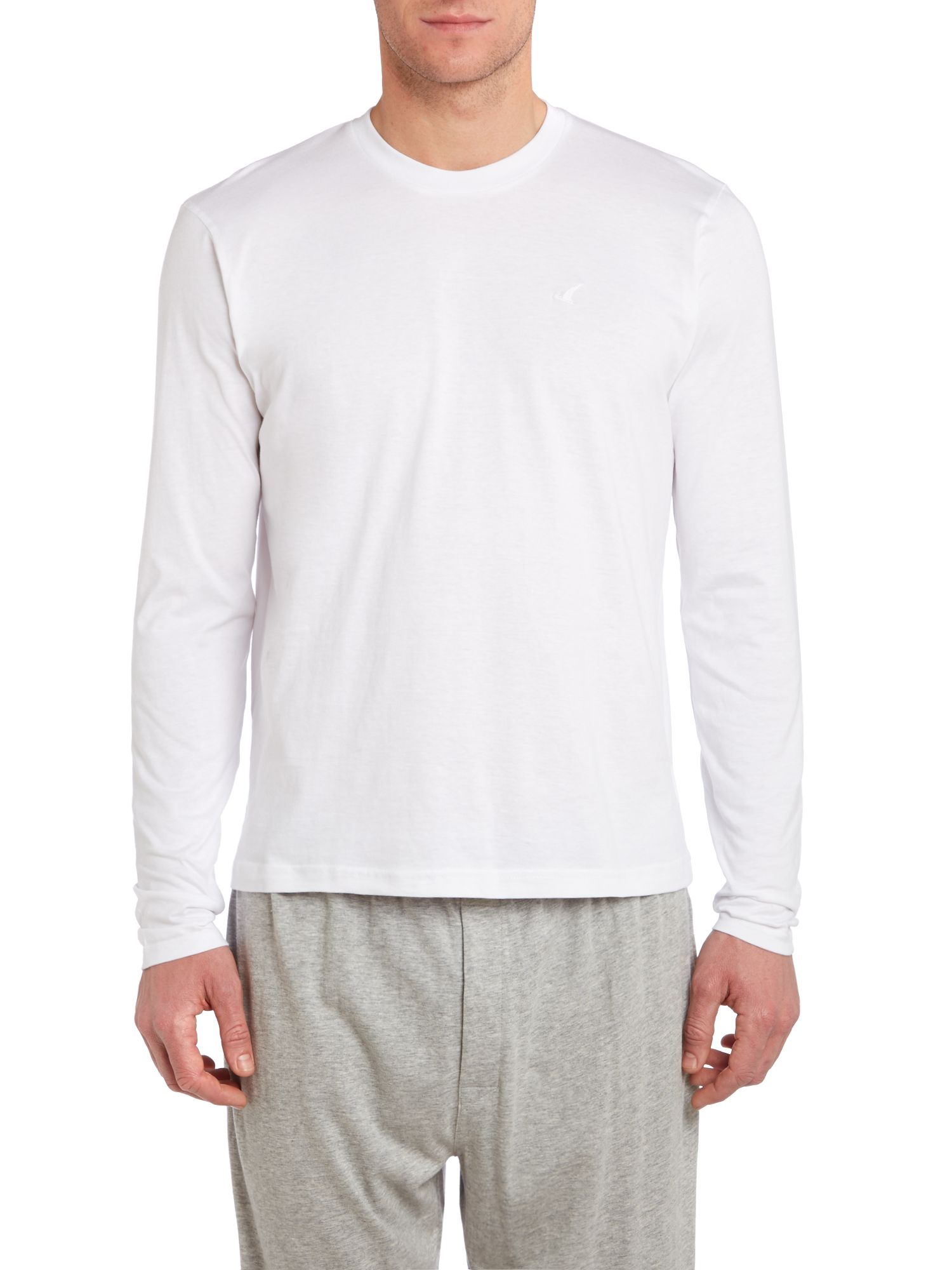 Nightwear long sleeve t-shirt