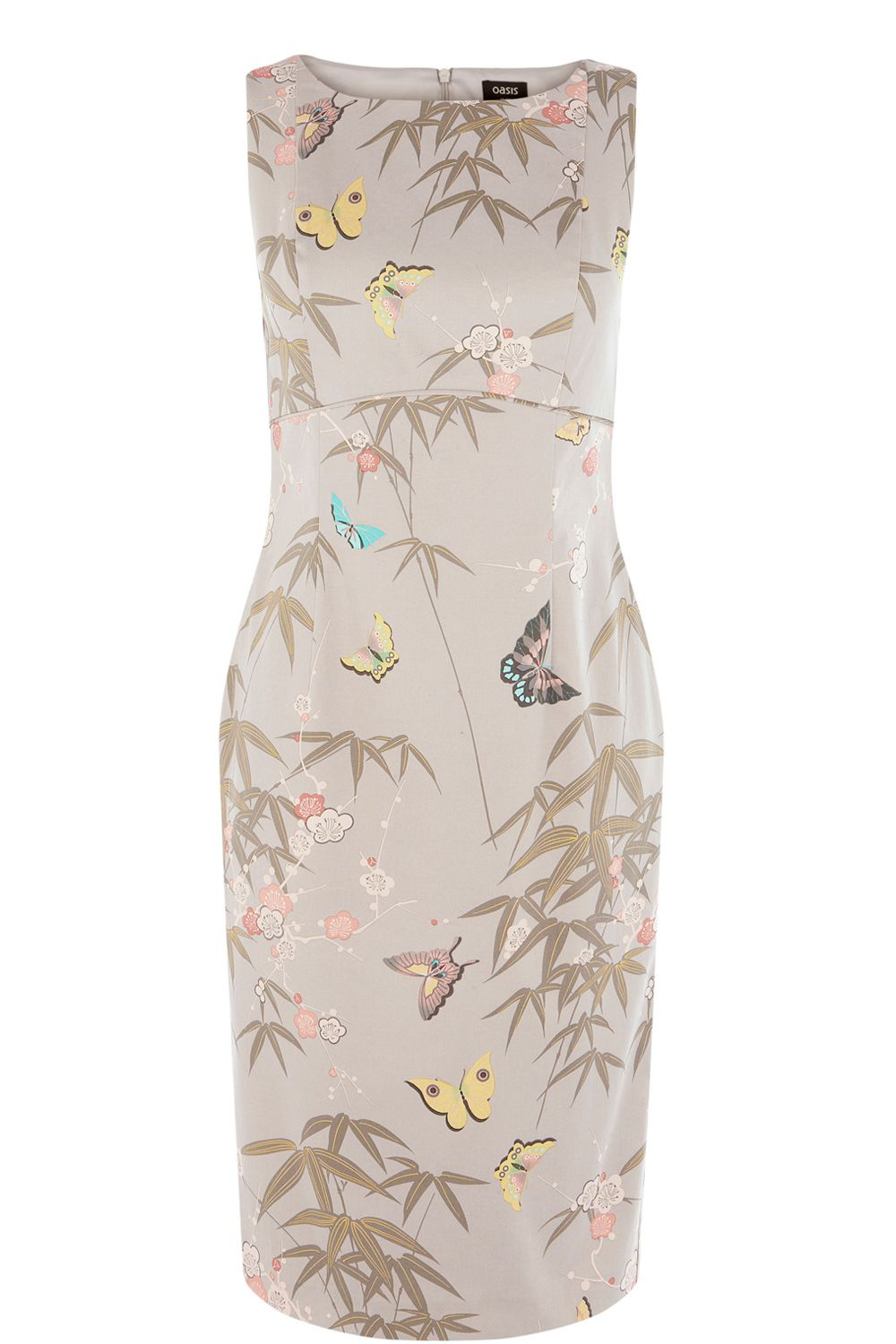 Bamboo butterfly dress