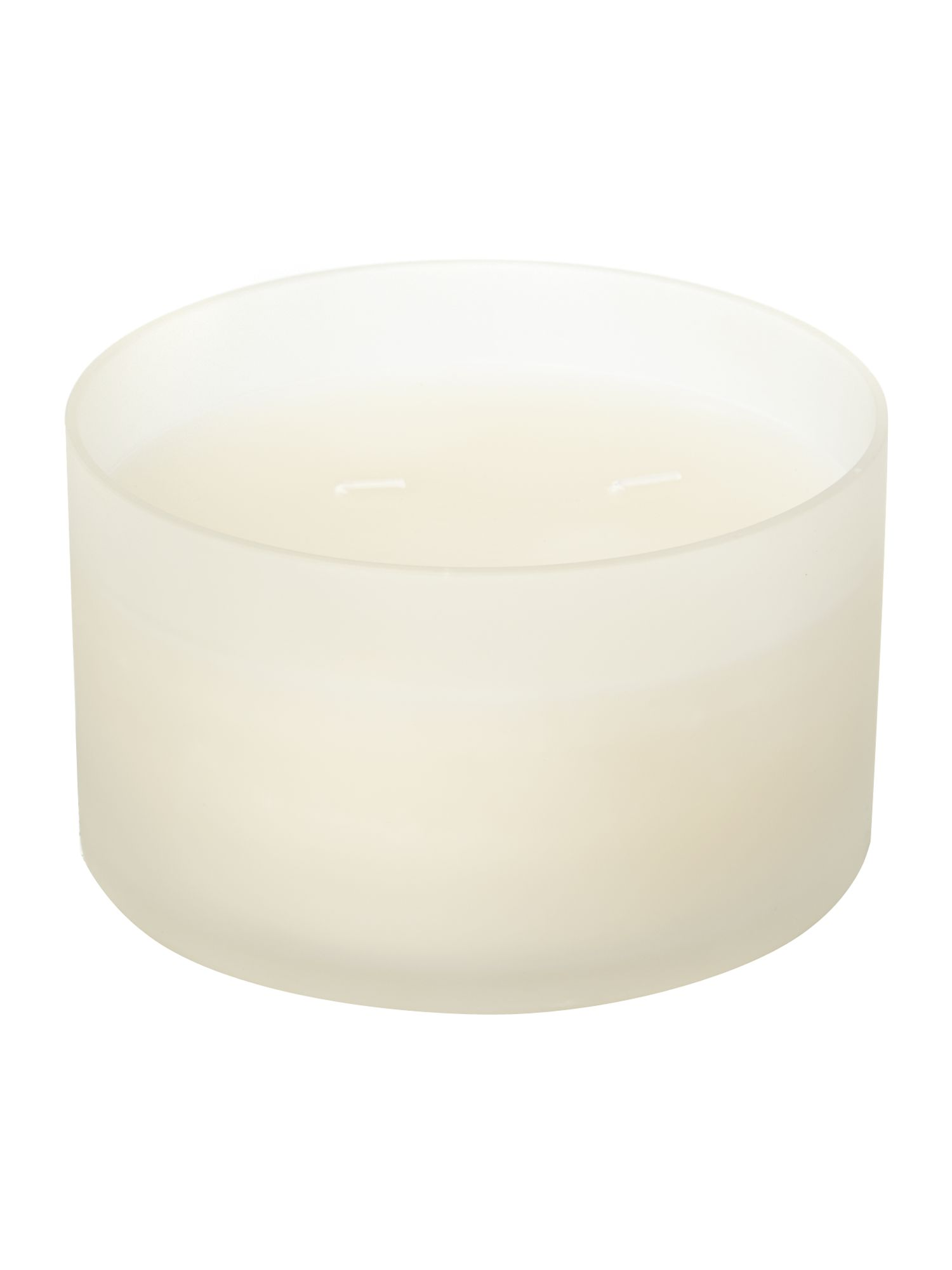 Luxe large boxed candle