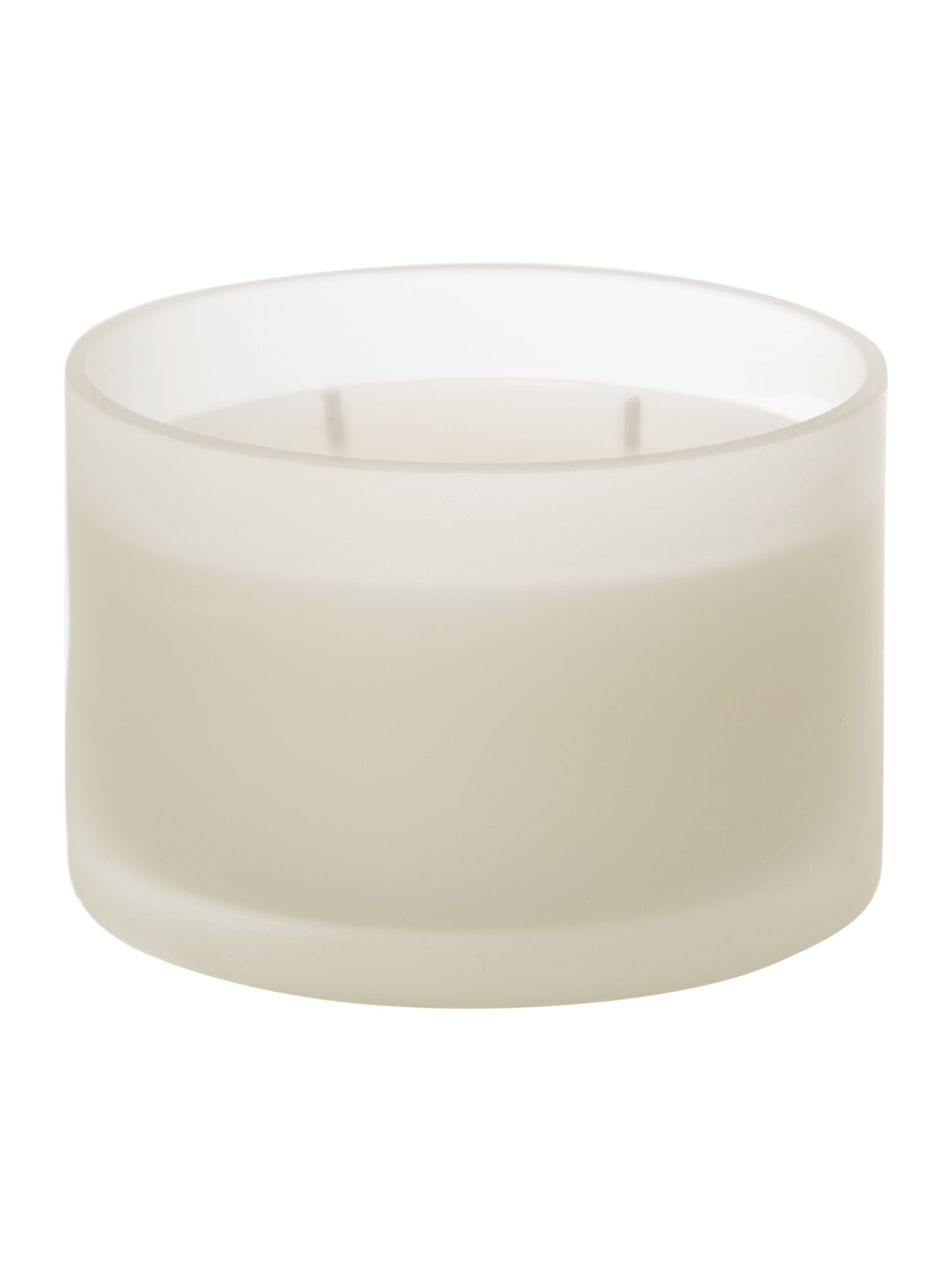 Calm small boxed candle
