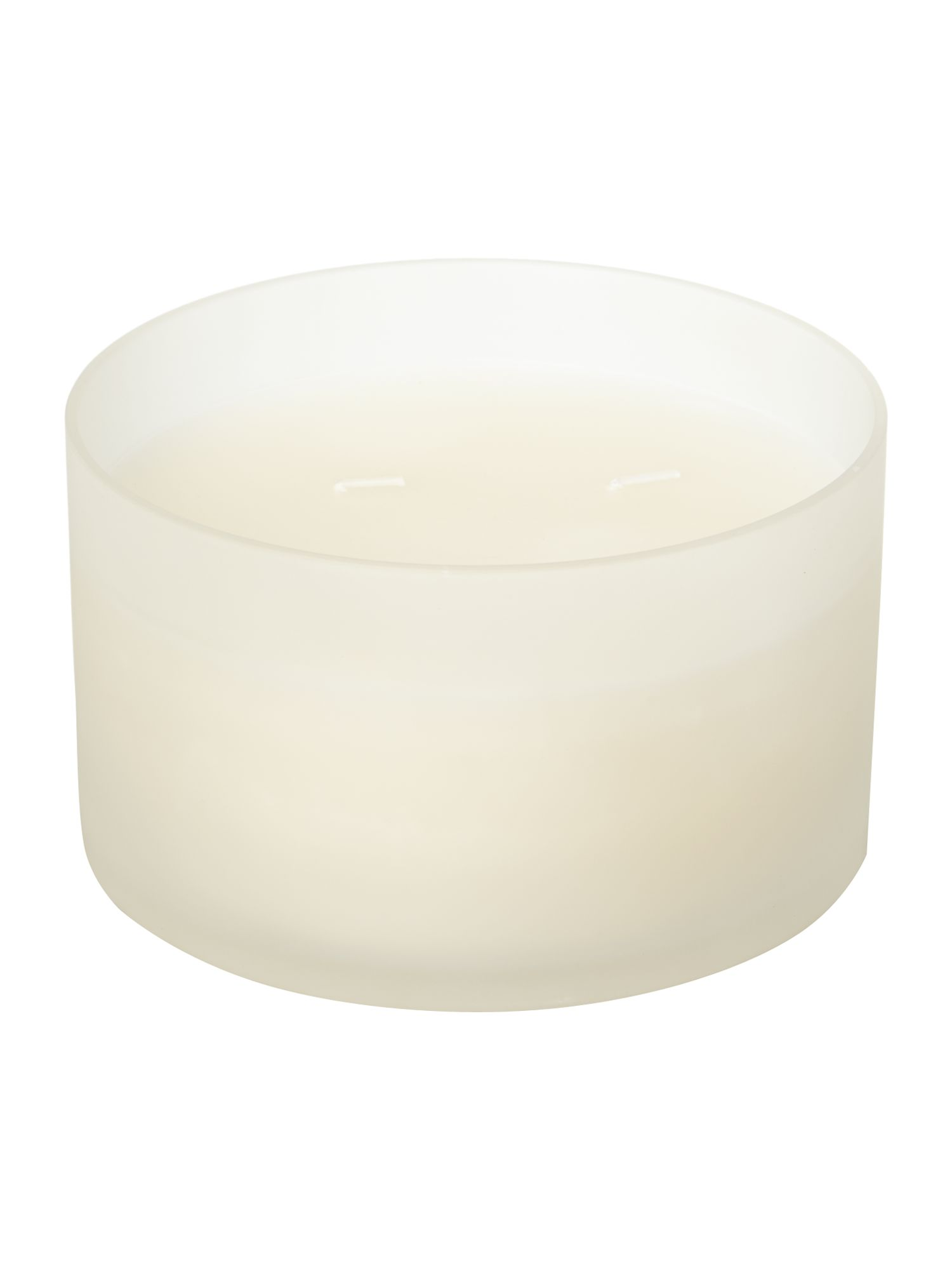 Calm large boxed candle