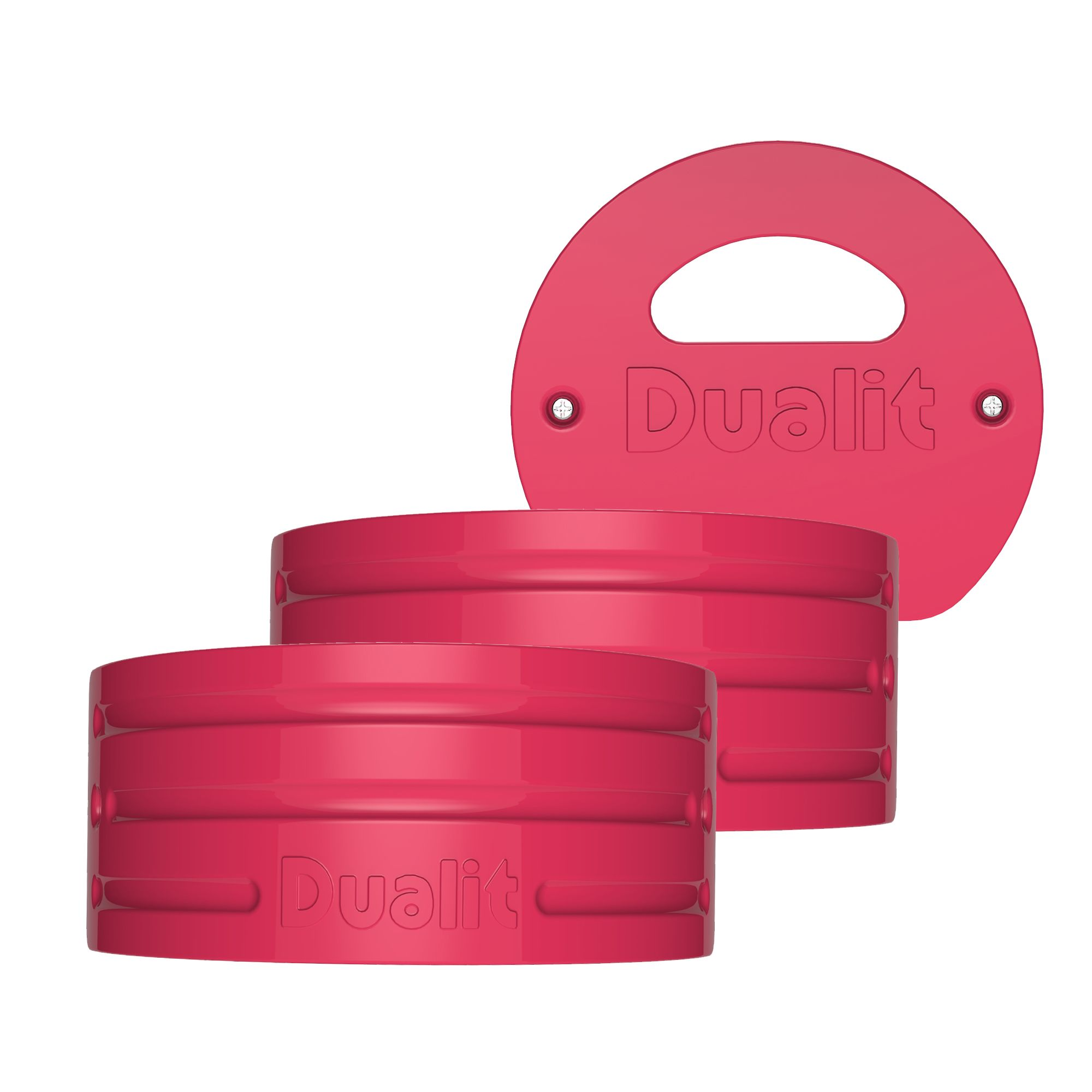 Chili pink Architect kettle panel set