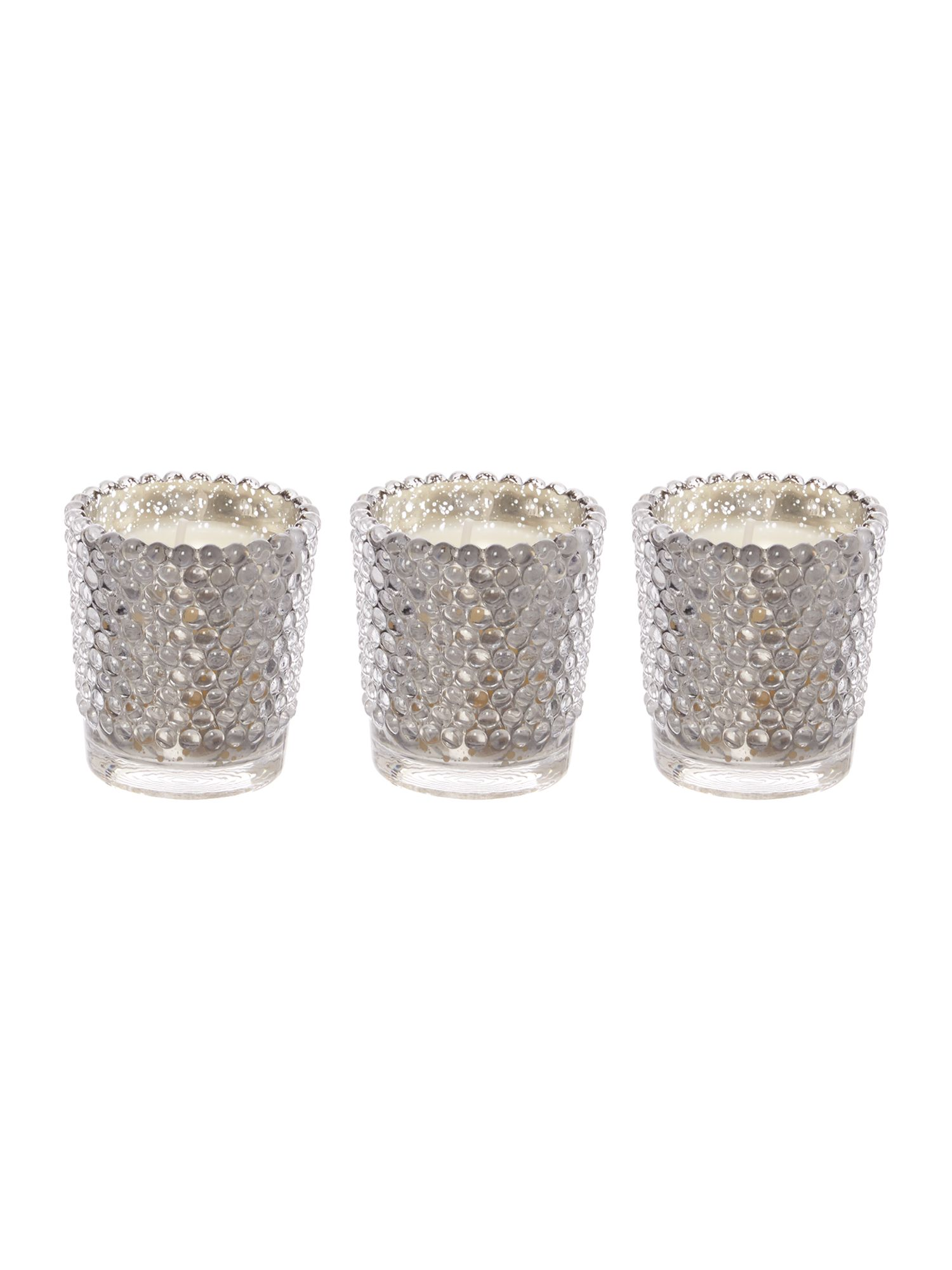 Mini votive trio
