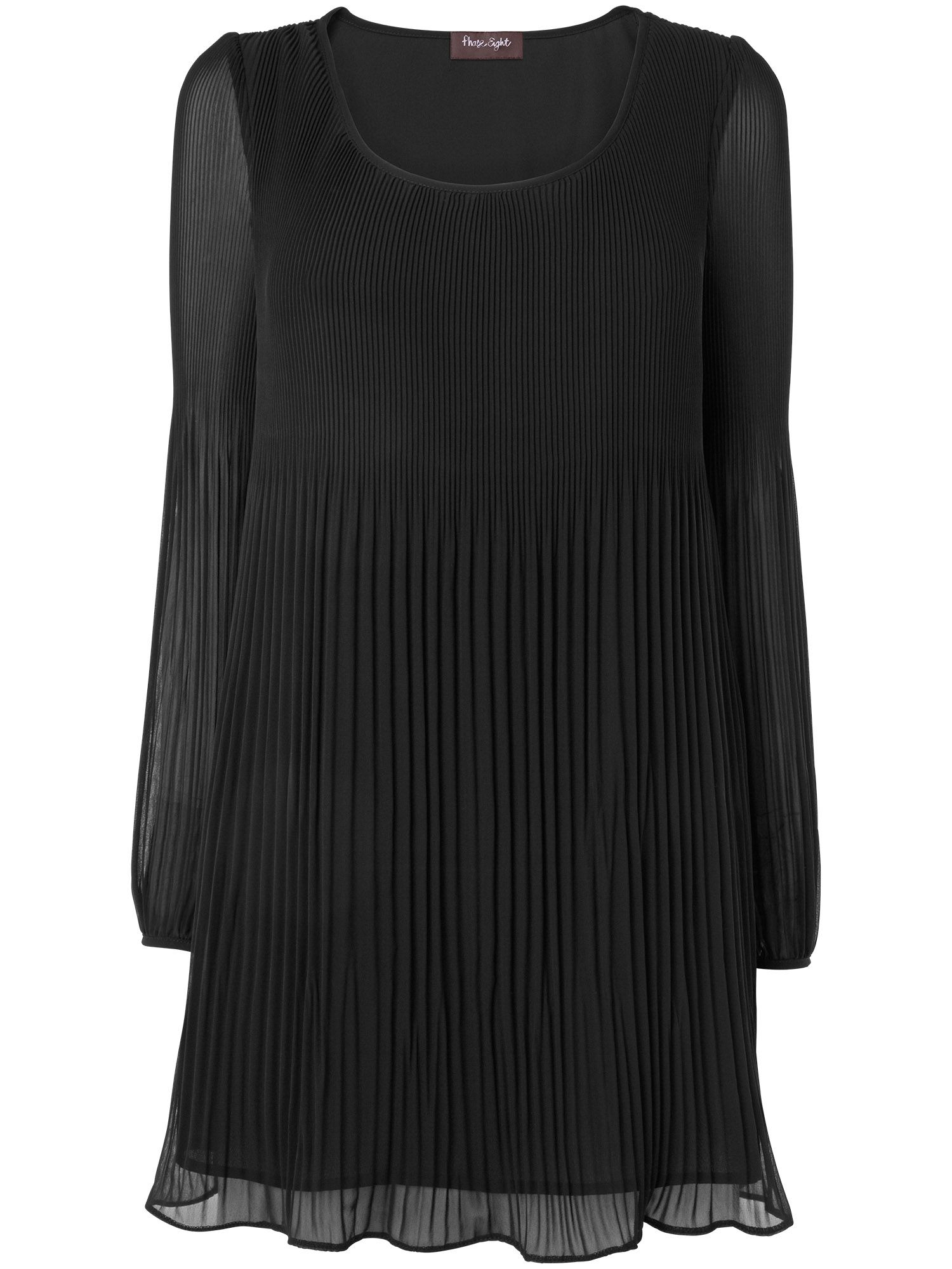 Ella pleated tunic
