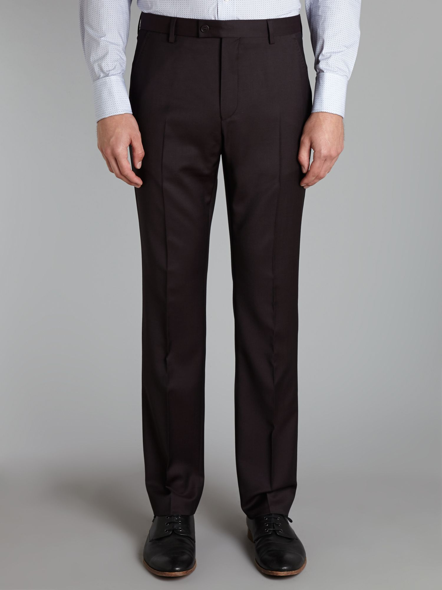 Galmag slick rick extra slim fit twill trouser