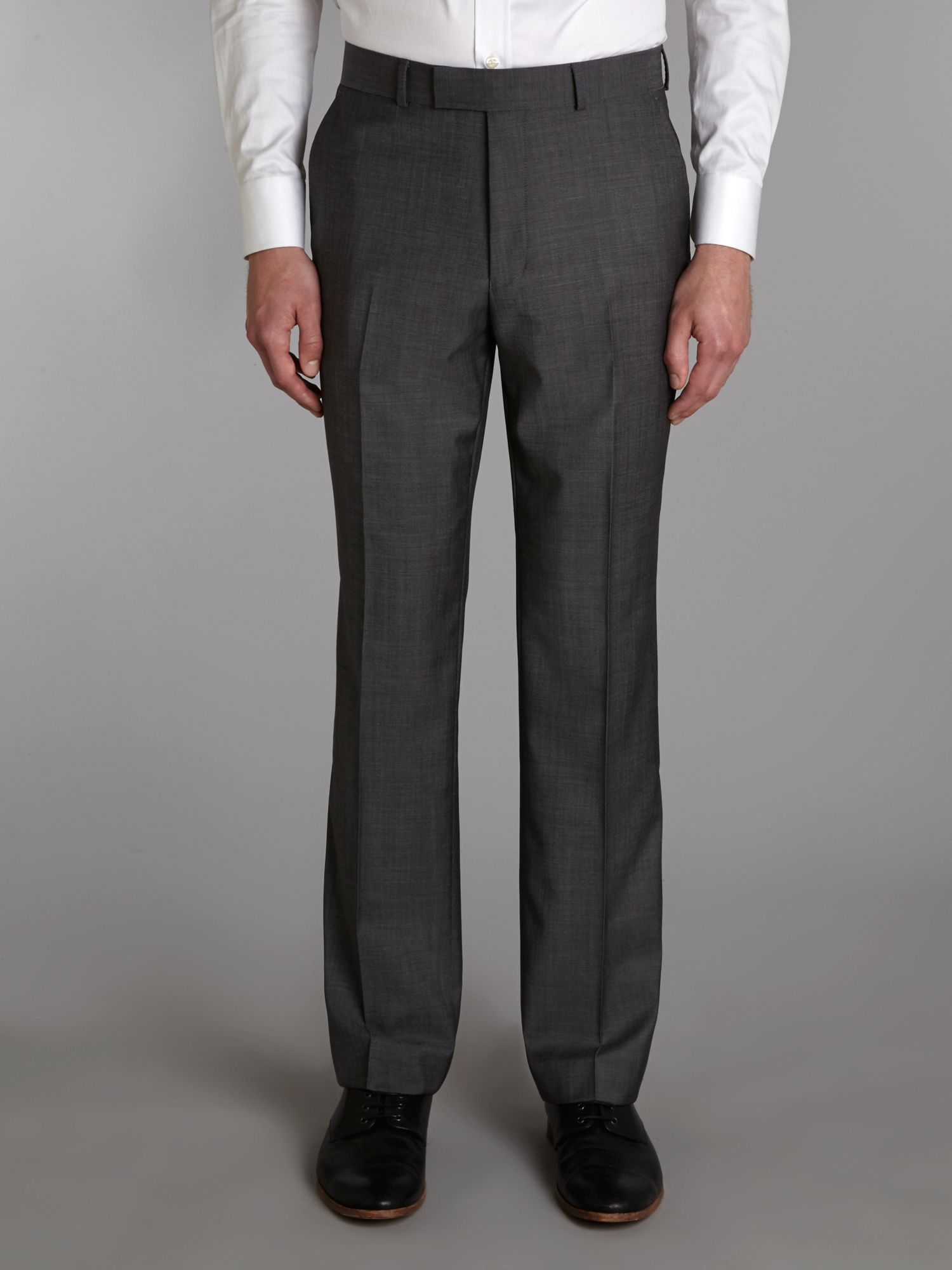 Golden ewe regular fit trousers