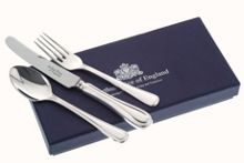 Arthur Price Silver plated childs britannia cutlery set