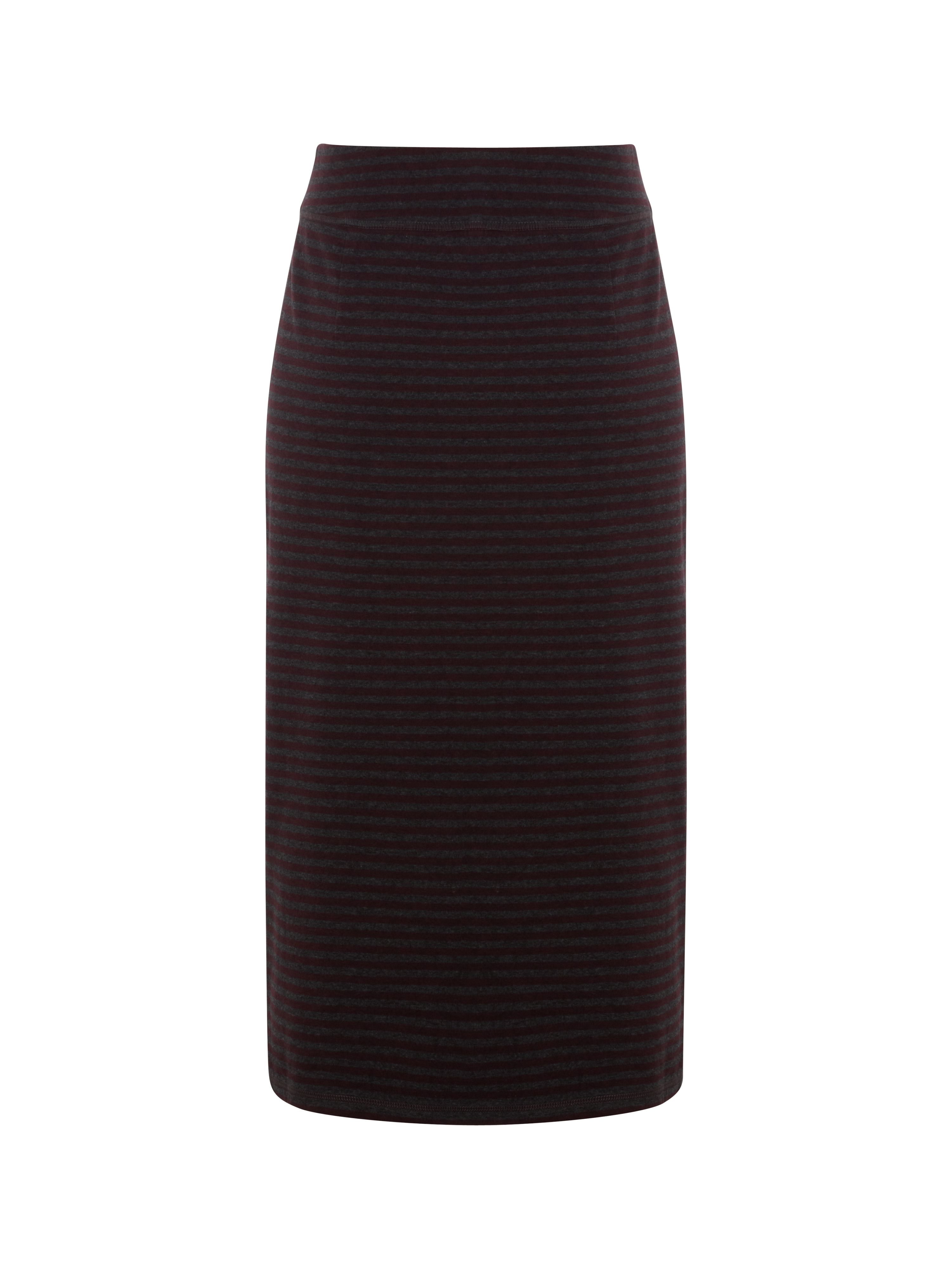 Lexington midi skirt