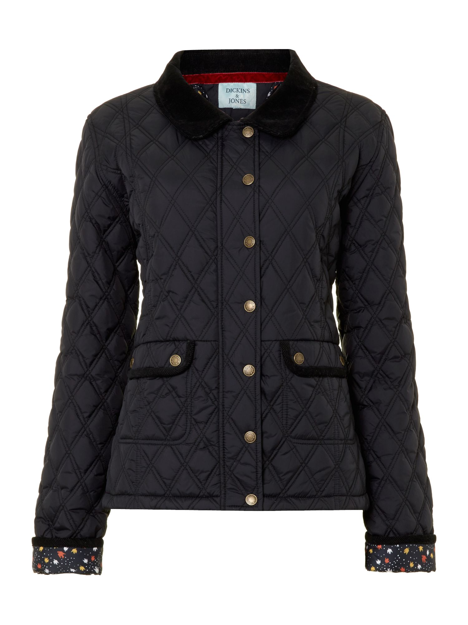 Hardwick quilted jacket