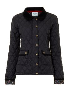 Dickins & Jones Hardwick quilted jacket