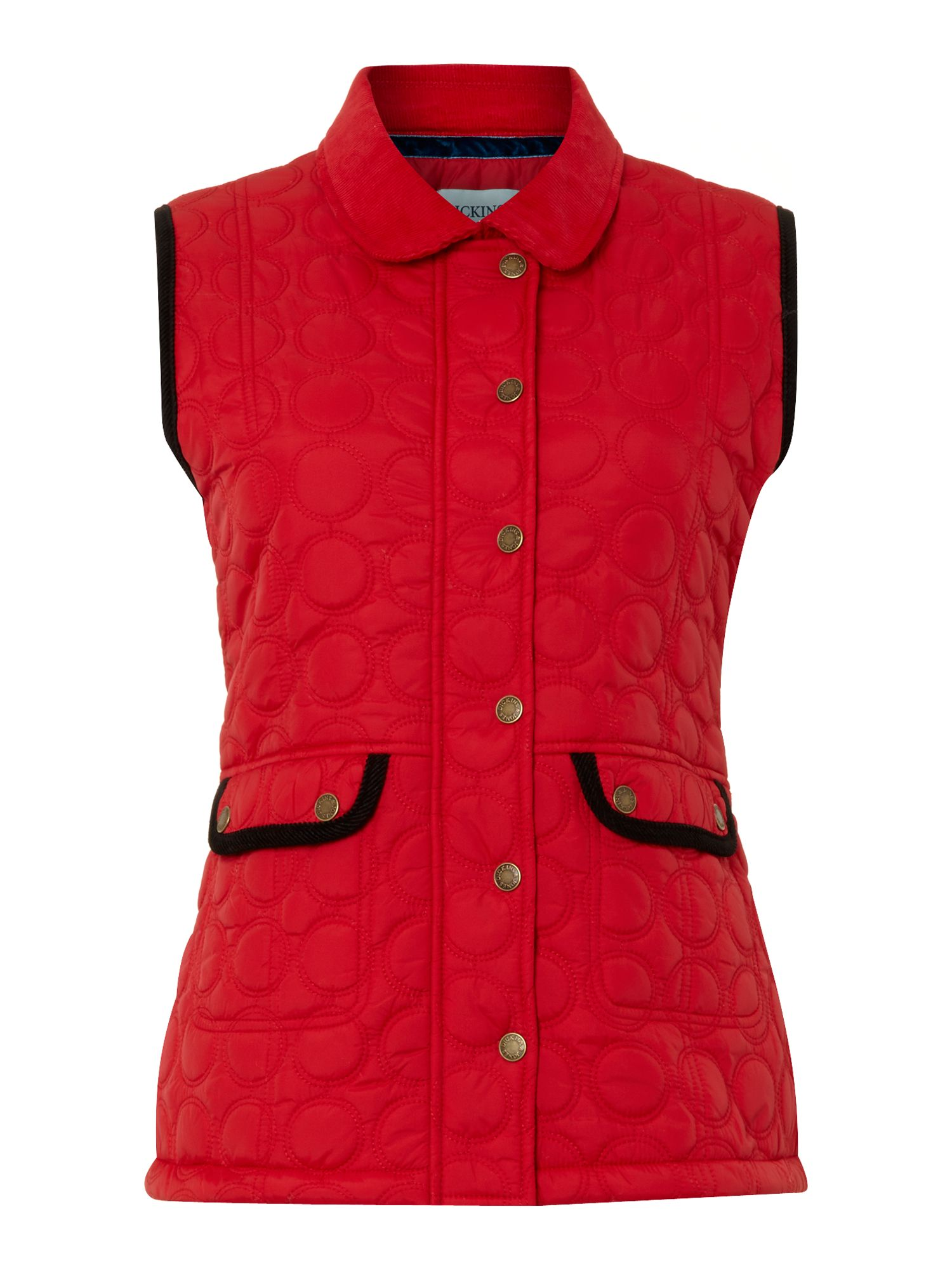 Chatsworth quilted gilet