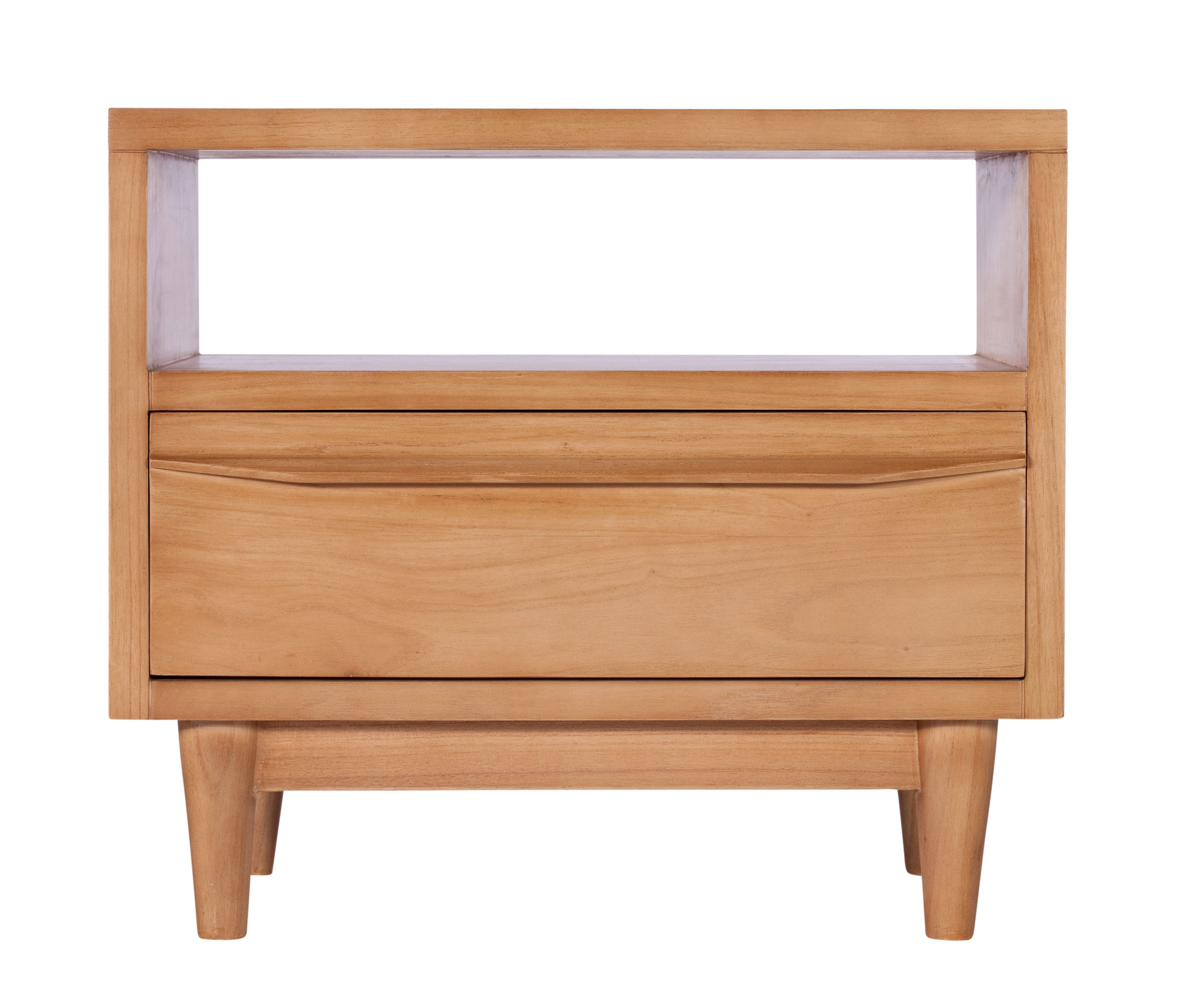 Sydney 1 drawer bedside table