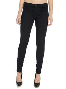 J Brand 915 super skinny jegging in Pitch