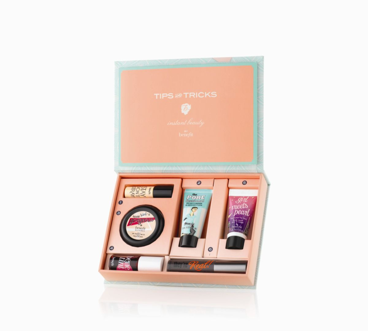Primping with the Stars Makeup Kit