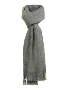 Albas basic plain knit scarf