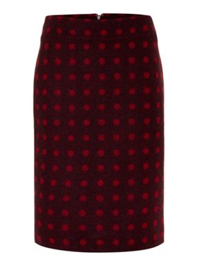 Dickins & Jones Wool Pencil Skirt
