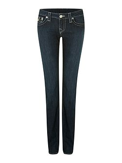 Billy straight leg jeans in Lonestar