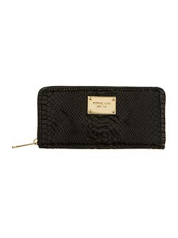 Michael Kors Jet Set black purse