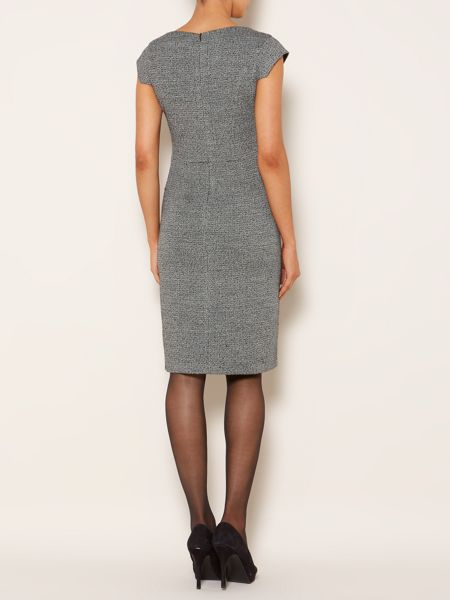 Linea Tweedy ponte dress