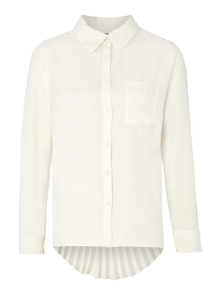 Therapy Pleated back shirt
