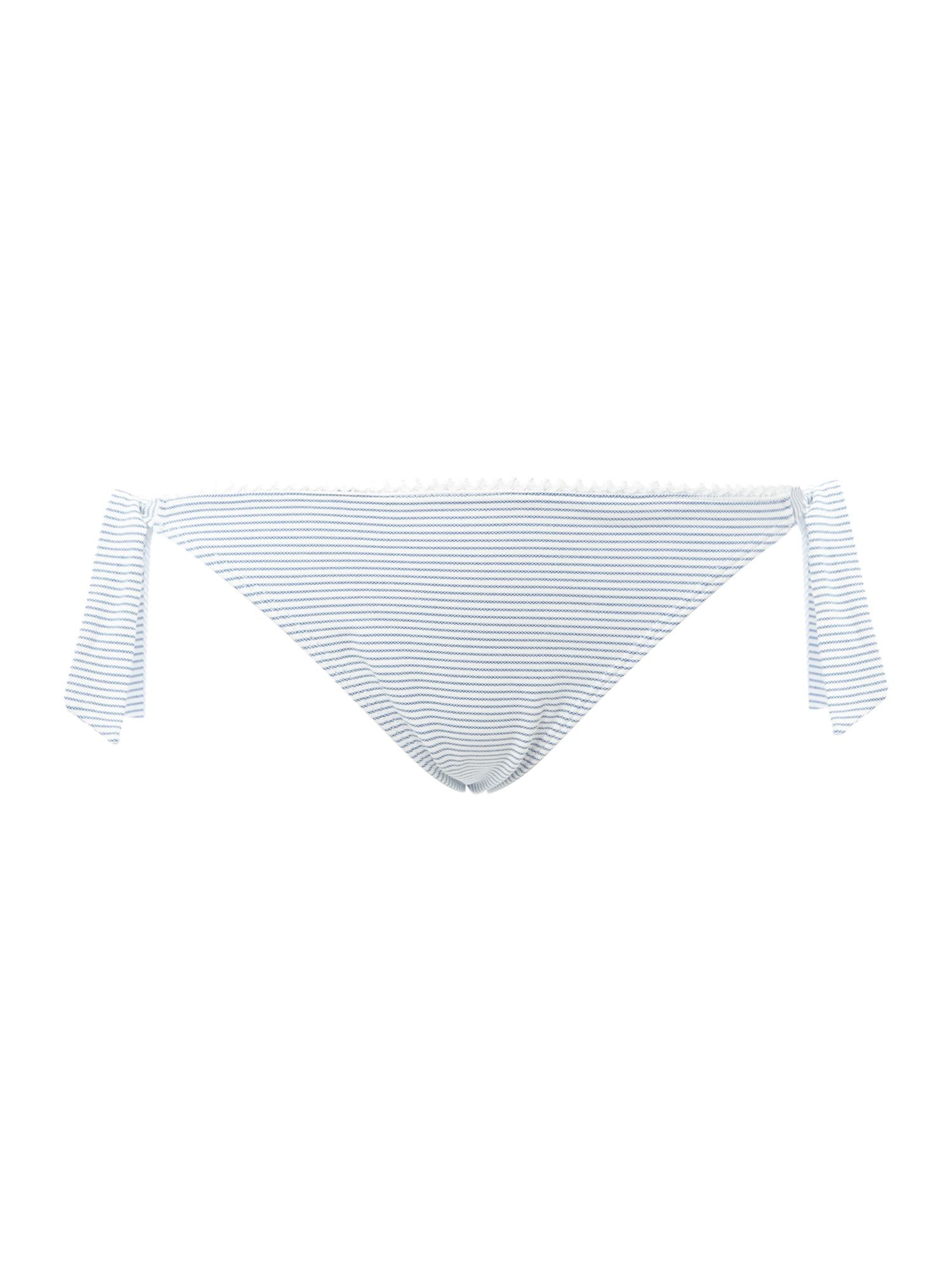 Stripe bow side brief