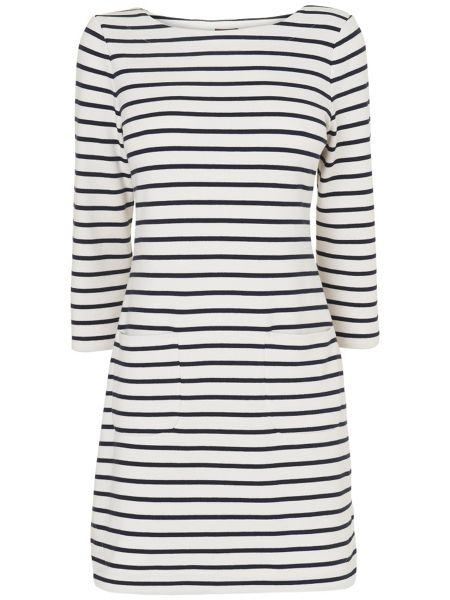 Phase Eight Ennis stripe tunic