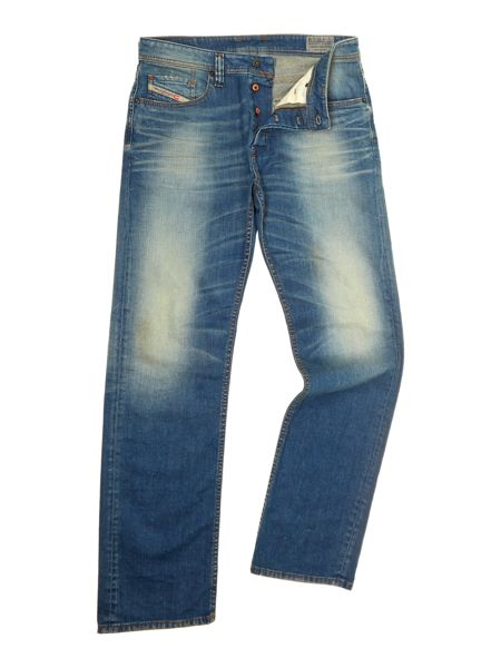 Diesel Larkee relaxed 816L straight fit jeans
