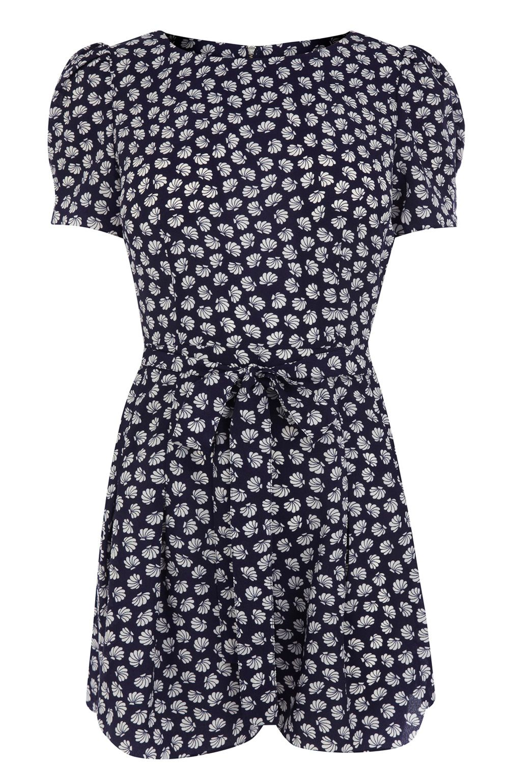 Shell playsuit