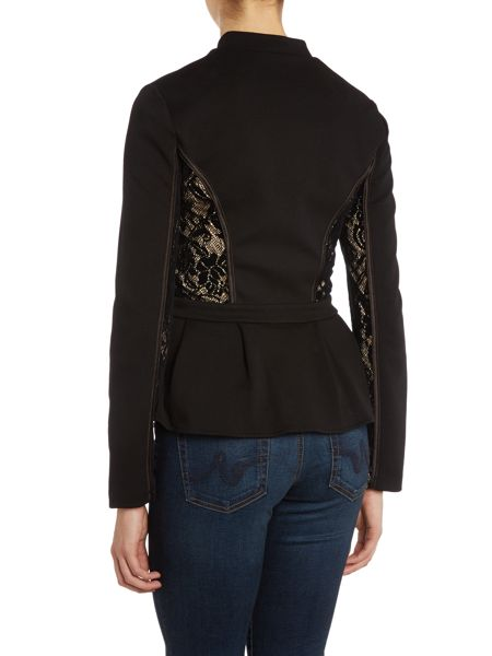 Alice By Temperley Solitaire lace panel jacket