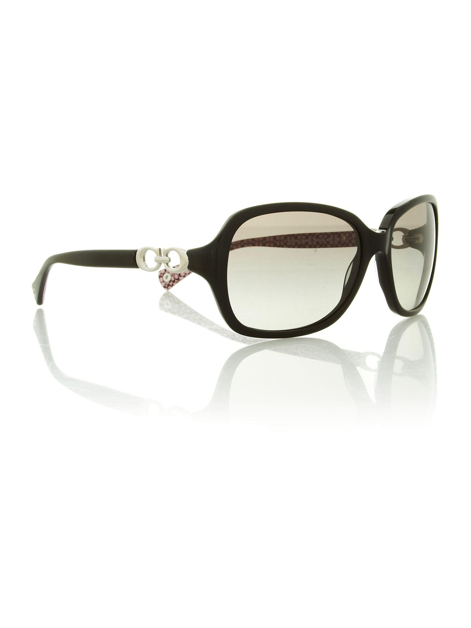 Ladies HC8019 black beatrice sunglasses