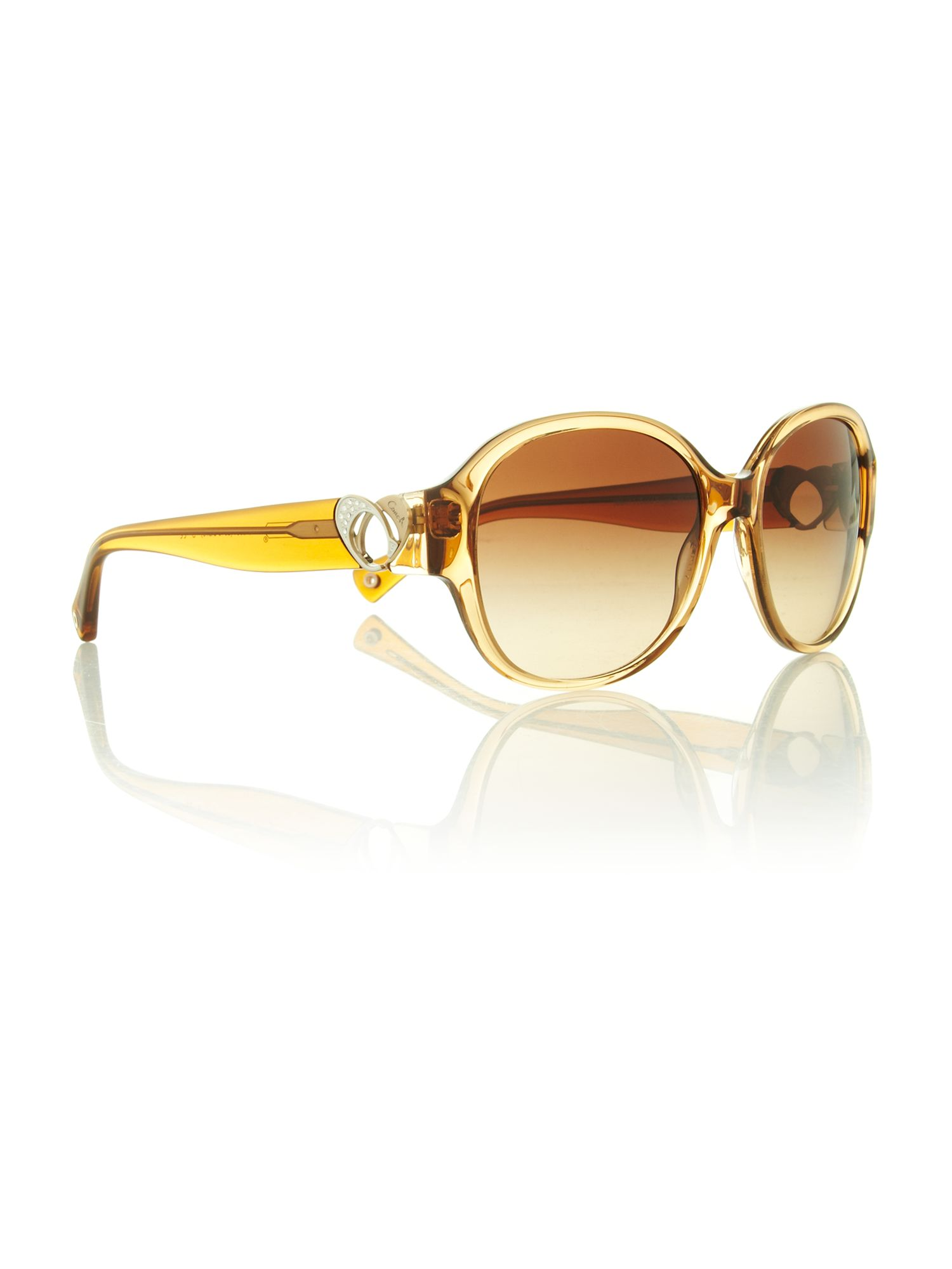 Ladies HC8051 sand beige claire sunglasses