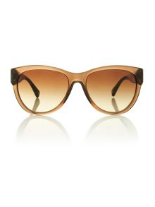 Ladies HC8045 brown/khaki joelle sunglasses