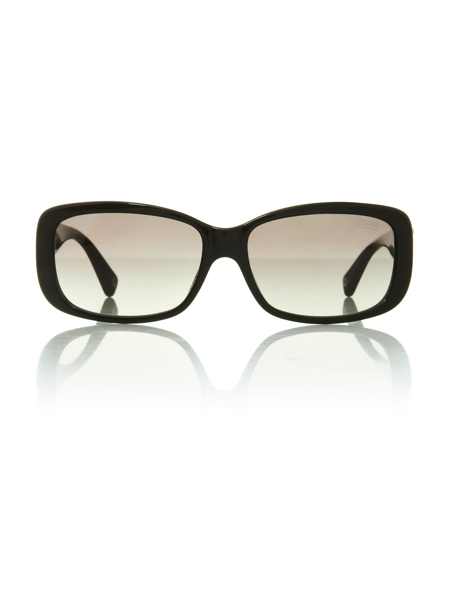 Ladies HC8041 black joanie sunglasses
