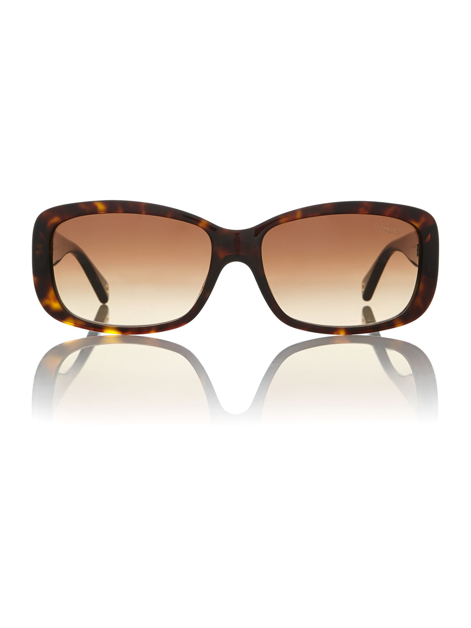 Ladies HC8041 tortoise joanie sunglasses