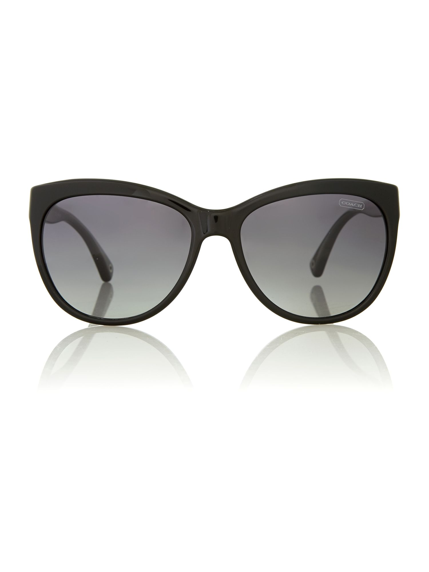 Ladies HC8019 black samantha sunglasses