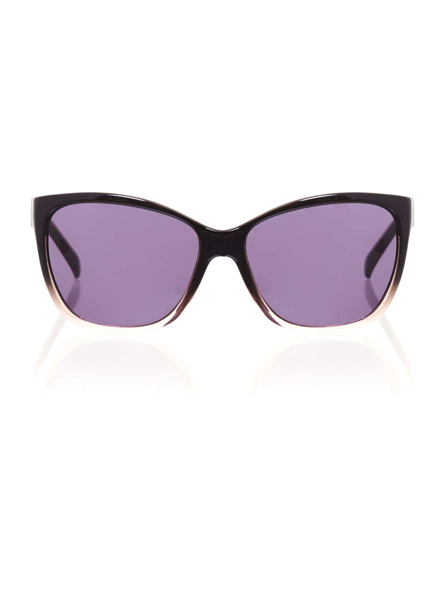 Ladies diellza black sunglasses
