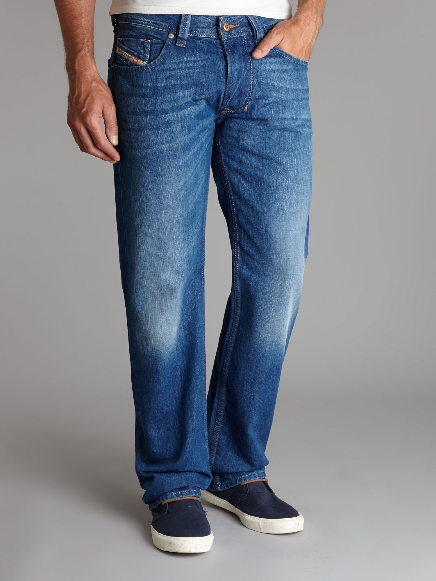 Larkee 814Z straight fit jeans