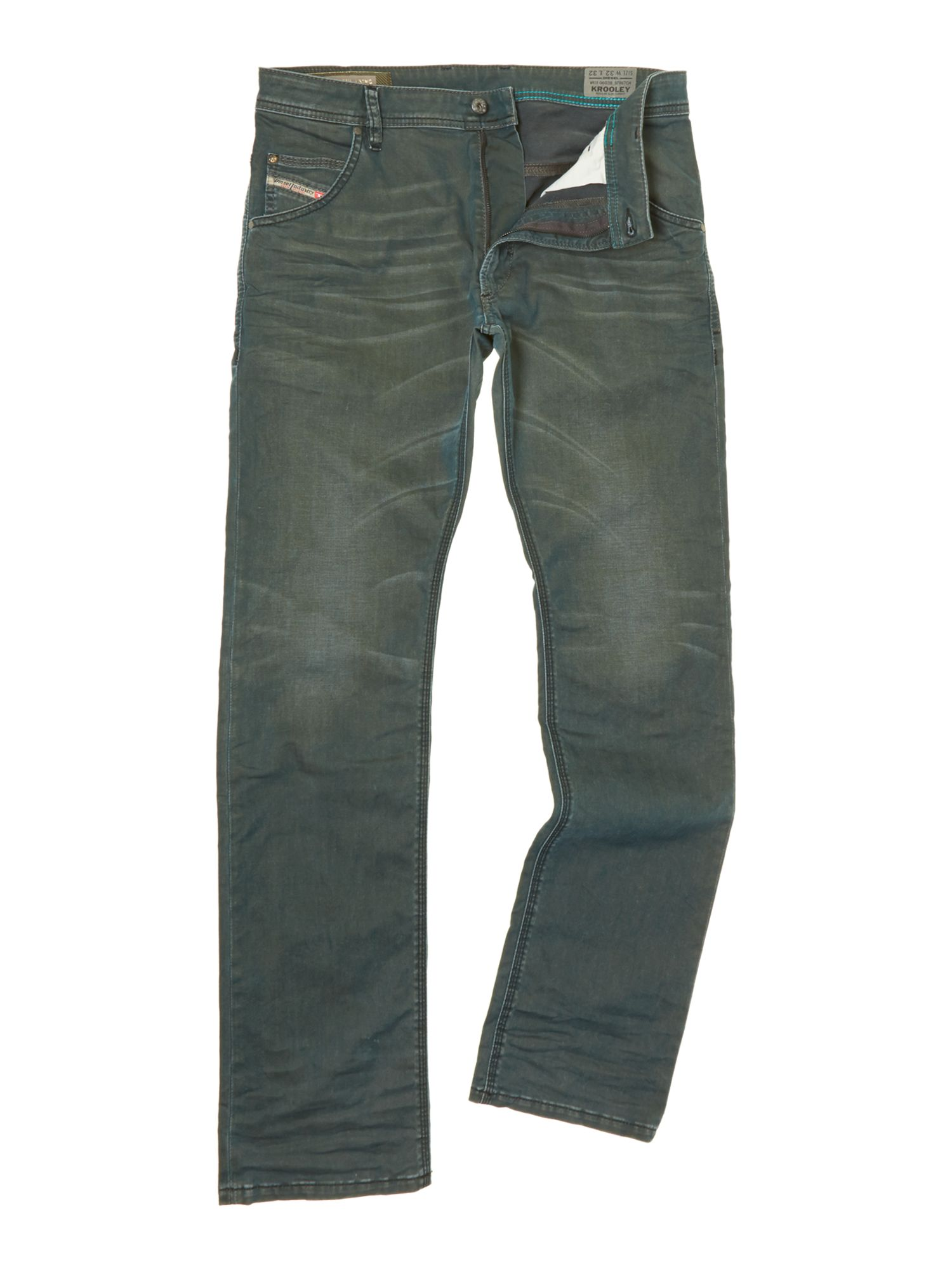 Krooley 603B carrot fit jeans