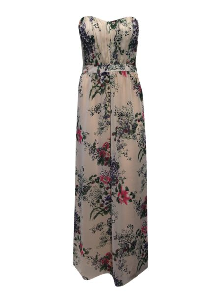 Jane Norman Orchid maxi dress