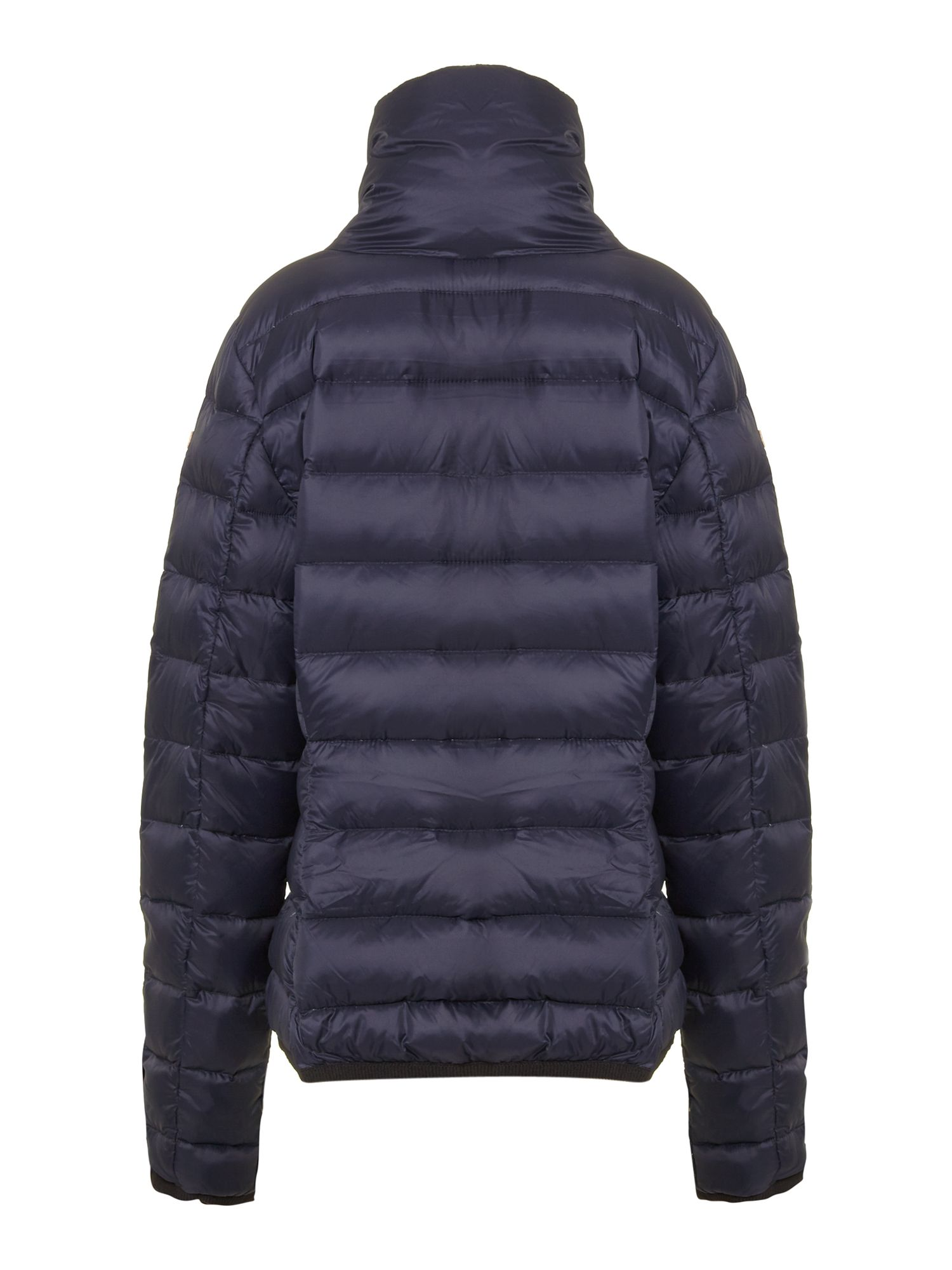 Abina Funnel Neck Padded Coat
