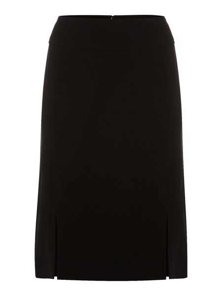 Biba Front split pencil skirt