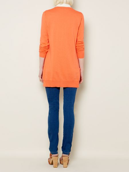 Therapy Longline cardigan